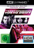 The Fast and the Furious: Tokyo Drift - 4K Ultra HD Blu-ray + Blu-ray (4K Ultra HD)
