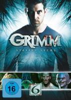 Grimm - Staffel 06 (DVD)