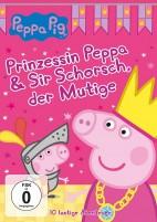 Peppa Pig - Prinzessin Peppa & Sir Schorsch der Mutige (DVD)
