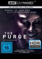 The Purge - Die Säuberung - 4K Ultra HD Blu-ray + Blu-ray (4K Ultra HD)