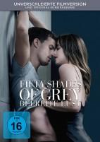 Fifty Shades of Grey - Befreite Lust - Verschleierte Filmversion + Kinofassung (DVD)