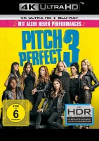 Pitch Perfect 3 - 4K Ultra HD Blu-ray + Blu-ray (4K Ultra HD)