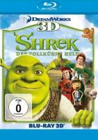 Shrek - Der tollkühne Held 3D - Blu-ray 3D + 2D (Blu-ray)