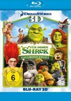 Für Immer Shrek - Blu-ray 3D + 2D (Blu-ray)