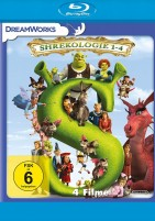 Shrekologie 1-4 (Blu-ray)