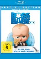 The Boss Baby 3D - Blu-ray 3D + 2D (Blu-ray)