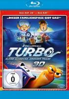 Turbo - Kleine Schnecke, grosser Traum - Blu-ray 3D + 2D (Blu-ray)