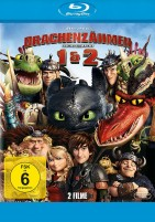 Drachenzähmen leicht gemacht 1 & 2 (Blu-ray)