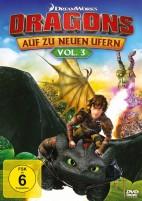 Dragons - Auf zu neuen Ufern - Vol. 3 (DVD)