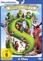 Shrekologie 1-4 (DVD)