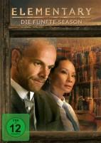 Elementary - Staffel 5 (DVD)