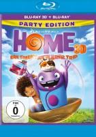 Home - Ein smektakulärer Trip - Blu-ray 3D + 2D (Blu-ray)