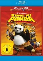 Kung Fu Panda - Blu-ray 3D + 2D (Blu-ray)