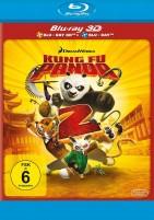 Kung Fu Panda 2 - Blu-ray 3D + 2D (Blu-ray)
