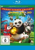 Kung Fu Panda 3 - Blu-ray 3D + 2D (Blu-ray)