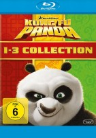 Kung Fu Panda - 1-3 Collection (Blu-ray)