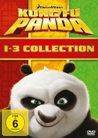 Kung Fu Panda - 1-3 Collection (DVD)