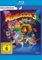 Madagascar 3 - Flucht durch Europa (Blu-ray)