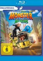 Monster und Aliens - Glibbern statt Bibbern (Blu-ray)