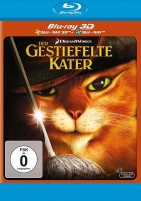 Der gestiefelte Kater - Blu-ray 3D + 2D (Blu-ray)