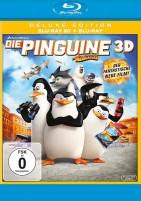 Die Pinguine aus Madagascar - Blu-ray 3D + 2D (Blu-ray)