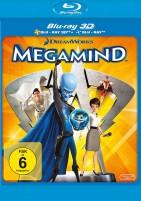 Megamind 3D - Blu-ray 3D + 2D (Blu-ray)