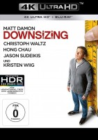Downsizing - 4K Ultra HD Blu-ray + Blu-ray (4K Ultra HD)