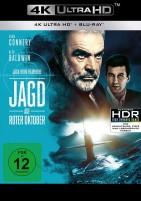 Jagd auf Roter Oktober - 4K Ultra HD Blu-ray + Blu-ray (4K Ultra HD)