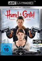 Hänsel & Gretel: Hexenjäger - 4K Ultra HD Blu-ray + Blu-ray (4K Ultra HD)
