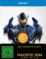 Pacific Rim - Uprising - Limited Steelbook (Blu-ray)