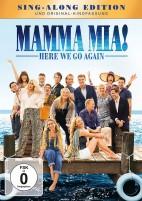 Mamma Mia! Here We Go Again - Sing Along Edition und Original Kinofassung (DVD)