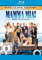 Mamma Mia! Here We Go Again - Sing Along Edition und Original Kinofassung (Blu-ray)
