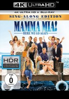 Mamma Mia! Here We Go Again - 4K Ultra HD Blu-ray + Blu-ray / Sing Along Edition und Original Kinofassung (4K Ultra HD)