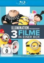 ICH - einfach unverbesserlich 1-3 (Blu-ray)