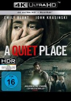 A Quiet Place - 4K Ultra HD Blu-ray + Blu-ray (4K Ultra HD)