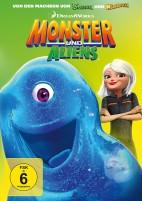Monster und Aliens - Glibbern statt Bibbern (DVD)