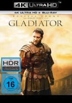 Gladiator - 4K Ultra HD Blu-ray + Blu-ray (4K Ultra HD)