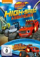 Blaze und die Monstermaschinen - Vol. 2 / High-Speed Abenteuer (DVD)