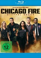 Chicago Fire - Staffel 06 (Blu-ray)