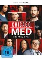 Chicago Med - Staffel 03 (DVD)