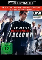 Mission: Impossible - Fallout - 4K Ultra HD Blu-ray + Blu-ray (4K Ultra HD)