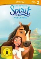 Spirit - Wild und Frei - Staffel 1 / Vol. 2 (DVD)