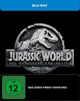 Jurassic World - Das gefallene Königreich - Limited Steelbook (Blu-ray)