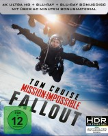 Mission: Impossible - Fallout - 4K Ultra HD Blu-ray + Blu-ray / Steelbook (4K Ultra HD)