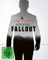 Mission: Impossible - Fallout - Limited Steelbook (Blu-ray)