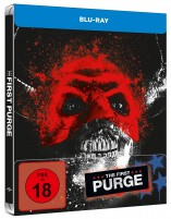 The First Purge - Limited Steelbook (Blu-ray)
