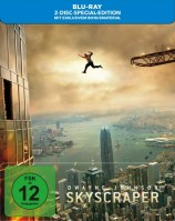 Skyscraper - Limited Steelbook (Blu-ray)