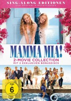Mamma Mia! - 2-Movie Collection (DVD)
