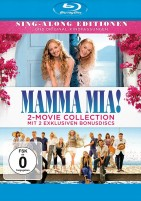 Mamma Mia! - 2-Movie Collection (Blu-ray)