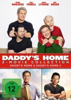 Daddy's Home 1+2 - 2 Movie Collection (DVD)